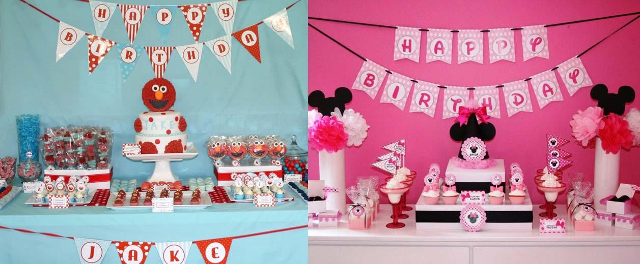 Decoracion de fiestas infantiles moda y belleza for Decoracion fiesta infantil nina